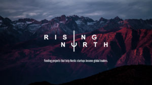 Rising North Startup Fund Nordic hitech tech venture capital